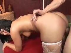 Rosario Stone: But her passionate luscious lips is gold!