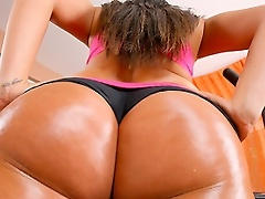 The most amazing big tits hot ass babe mckenzie pierce gets caught masterbating at the gym then takes a mega dong up her ass in these hot gym fucking